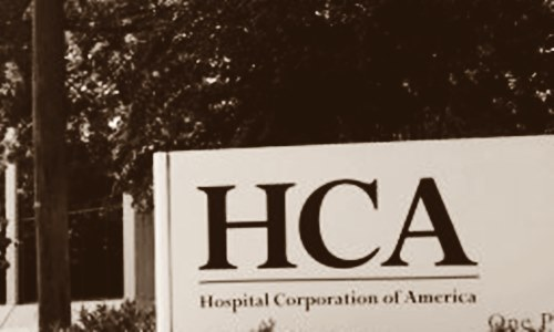 hca healthcare buy mission health